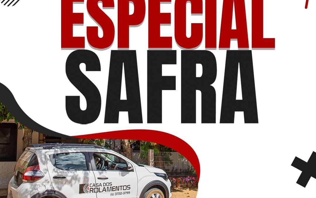 ESPECIAL SAFRA