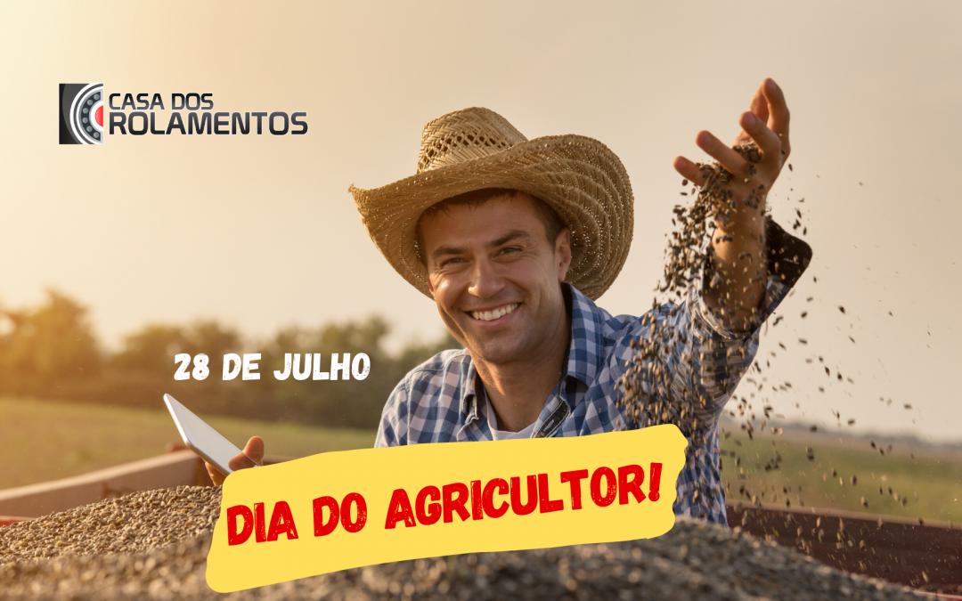 Dia do Agricultor 28 de Julho