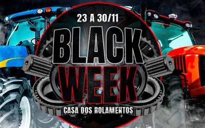 BLACK WEEK DE 23 A 30 DE NOVEMBRO